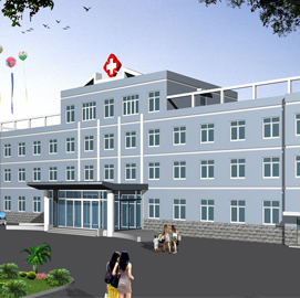 Specialized management system for hospital parking lot